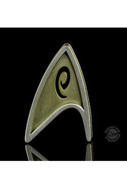 Star Trek Beyond Replica 1/1 Magnetic Starfleet Operations Division Badge