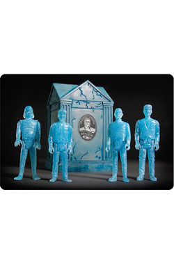 Universal Monsters ReAction Action Figure 4-Pack Blue Glow SDCC 2015 Exclusive 10 cm