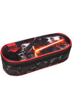 Star Wars Episode VII Pencil Case Kylo Ren & Stormtroopers