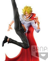 JoJo's Bizarre Adventure Golden Wind Q Posket Mini Figure