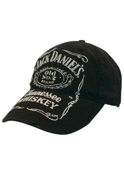 Jack Daniel´s Baseball Cap Logo