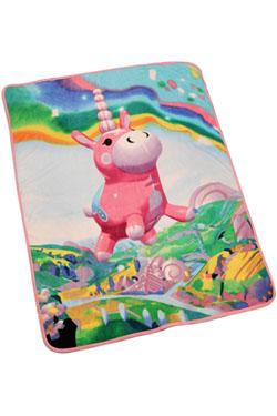 Team Fortress 2 Microplush Blanket Balloonicorn in Pyroland 153 x 115 cm