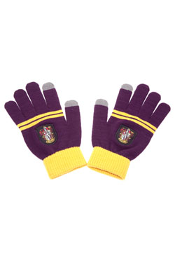 Harry Potter E-Touch Gloves Gryffindor Purple