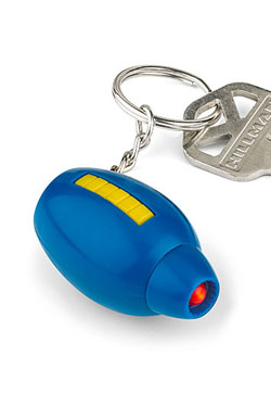 MegaMan Light-Up Keychain Mega Buster 4 cm