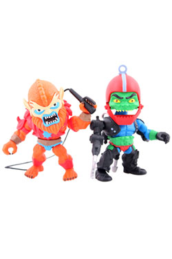 Masters of the Universe Action Figure 2-Pack Beastman & Trap Jaw SDCC 2016 8 cm