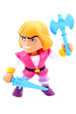 Masters of the Universe Action Vinyl Figure Prince Adam SDCC 2016 Exclusive 8 cm