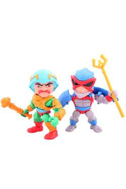 Masters of the Universe Action Figure 2-Pack Stratos & Man-At-Arms SDCC 2016 8 cm