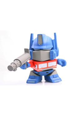 Transformers Action Vinyl Figure with sound Optimus Prime 14 cm
