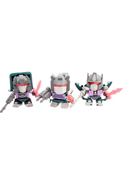 Transformers Action Vinyl Figures SDCC 2014 3-Pack Dinobots 8 cm