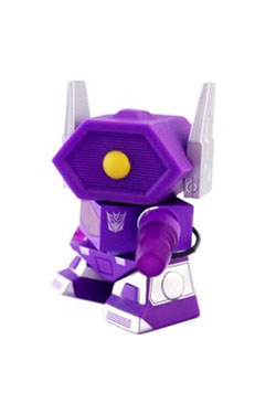Transformers Action Vinyl Figure Shockwave 20 cm