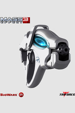 Mass Effect 3 Replica 1/1 Scorpion 36 cm