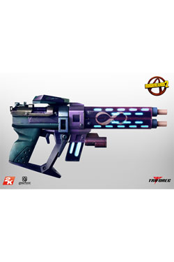 Borderlands 2 Replica 1/1 Infinity Pistol 55 cm