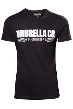Resident Evil T-Shirt Umbrella Company Japanese Size S