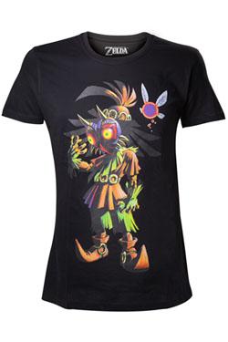 The Legend of Zelda T-Shirt Majora's Mask Size S