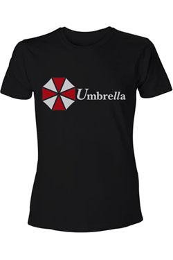 Resident Evil T-Shirt Umbrella Corporation  Size S