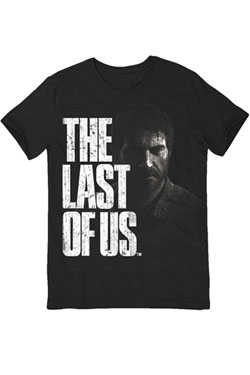 The Last of Us T-Shirt Text Logo  Size S