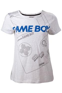 Nintendo Ladies T-Shirt Gameboy  Size S