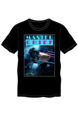 Halo 5 T-Shirt Master Chief Size XL