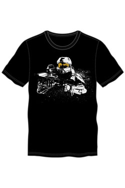 Halo 5 T-Shirt Soldier Size S