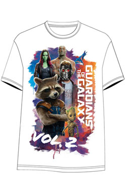 Guardians of the Galaxy Vol. 2 Sublimation T-Shirt The Crew Size XL