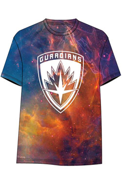 Guardians of the Galaxy Vol. 2 Sublimation T-Shirt All Over Logo Size XXL