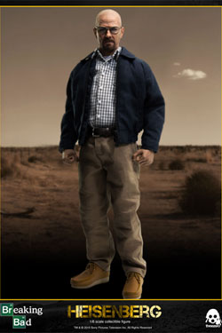 Breaking Bad Action Figure 1/6 Heisenberg 30 cm