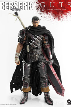 Berserk Action Figure 1/6 Guts 32 cm