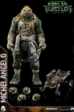 Teenage Mutant Ninja Turtles Action Figure 1/6 Michelangelo 30 cm