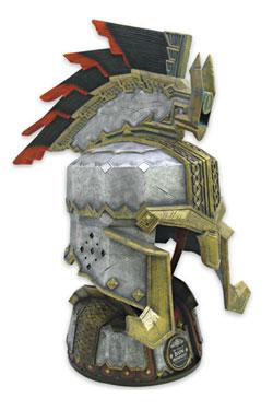 The Hobbit The Battle of the Five Armies Replica 1/1 Helmet of Dain Ironfoot 56 cm