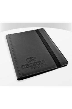Ultimate Guard 9-Pocket FlexXfolio XenoSkin Black