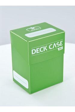 Ultimate Guard Deck Case 80+ Standard Size Green