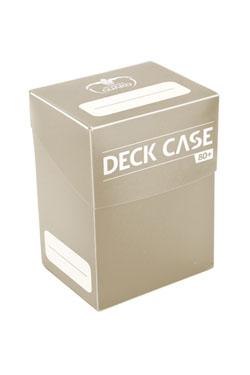 Ultimate Guard Deck Case 80+ Standard Size Sand