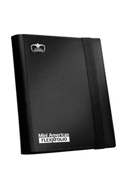 Ultimate Guard Mini American 9-Pocket FlexXfolio Black
