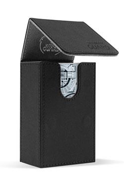Ultimate Guard Tarot Flip Deck Case 70+ XenoSkin™ Black
