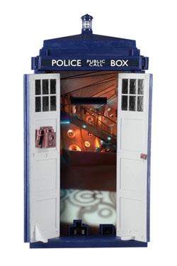 Doctor Who Talking Money Bank Tardis