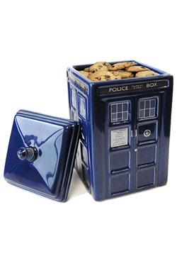 Doctor Who Cookie Jar Tardis