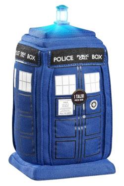 Doctor Who Plush Figure with Sound Tardis 61 cm