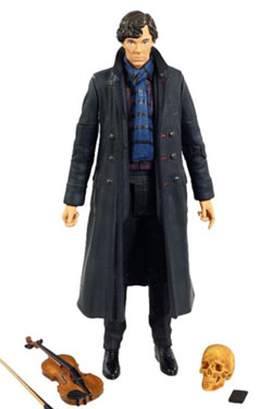 Sherlock Action Figure Sherlock 13 cm