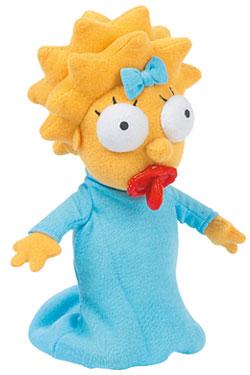 Simpsons Plush Figure Maggie 28 cm