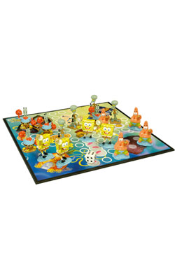 SpongeBob SquarePants Board Game ´Don`t worry´