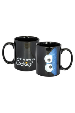 Sesame Street Mug Cookie Monster