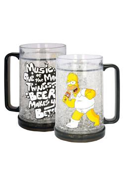 Simpsons Mug Freezer