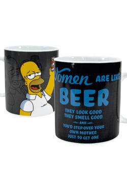 Simpsons Mega Mug Women Are Like Beer
