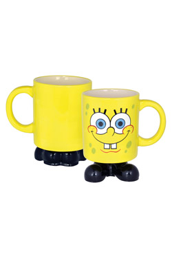 SpongeBob SquarePants Mug 3D