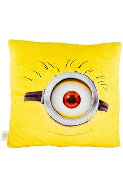 Minions Plush Cushion Faces 40 x 40 cm