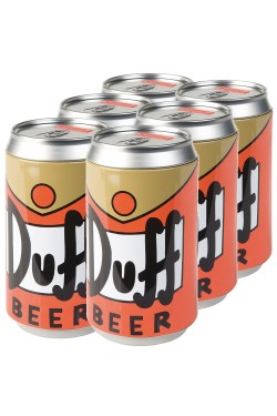 Simpsons Coin Bank Duff Beer Case 20 cm (6)
