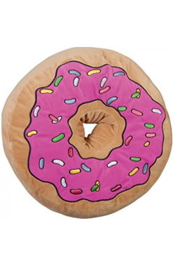 Simpsons Pillow Donut