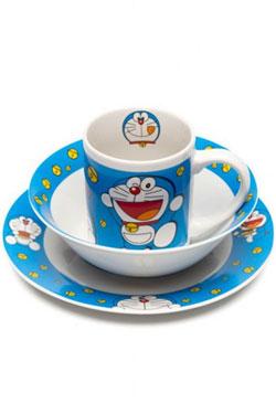 Doraemon Breakfast Set Hello