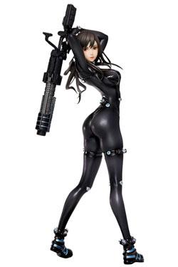 Gantz: O Hdge Technical No. 15 Statue Reika X Shotgun Ver. 25 cm