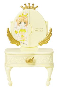 Card Captor Sakura Piccolo Dresser Yellow Ver. 23 cm